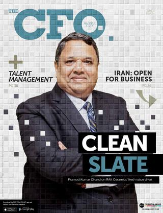 The CFO Middle East | Issue 14