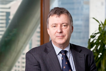 Matthew Gamble, Director, Supervision and Head of Anti-Money Laundering, Dubai Financial Services Authority (DFSA)