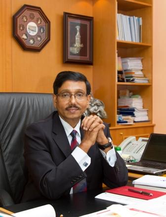 Raju Menon, Founder and Chairman - Morison Menon Group.