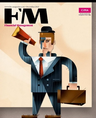 Financial Magazine App