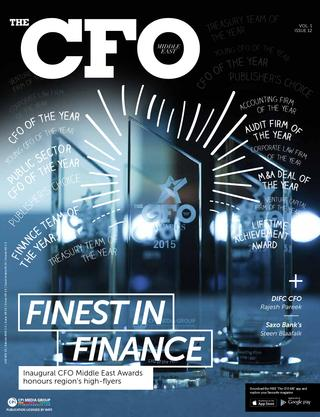 The CFO Middle East | Issue 12