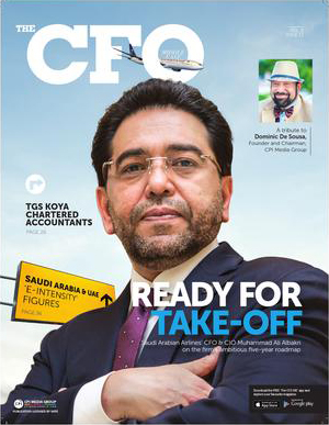 The CFO Middle East | Issue 13