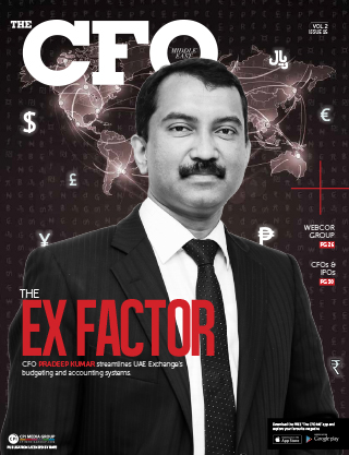 The CFO Middle East | Issue 15