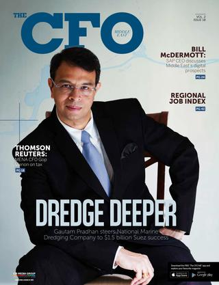 The CFO Middle East | Issue 18